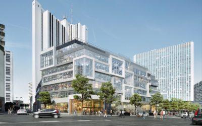 Centre Commercial Paris Gaîté Montparnasse