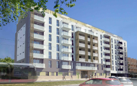 Construction de 80 logements – Dijon